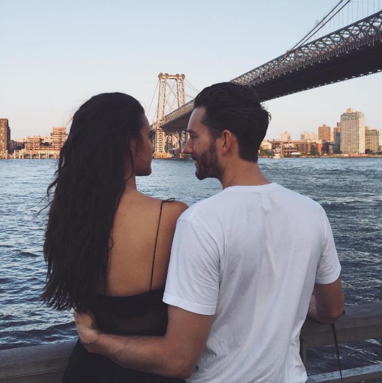背影系列,将你们与美景一起拍摄进去,也能够在众多比 ya 的情侣旅行照图片