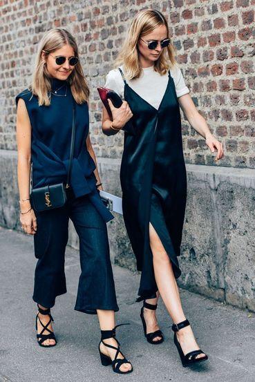 Slip Dress——不穿细吊带裙,你永远不知道你有多美