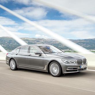 BMW 7-Series 豪华科技行宫