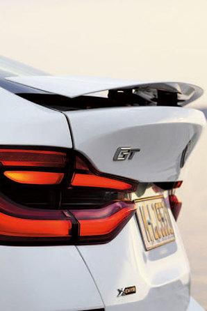 来一场更好的旅行 BMW 6-SERIES GRAN TURISMO